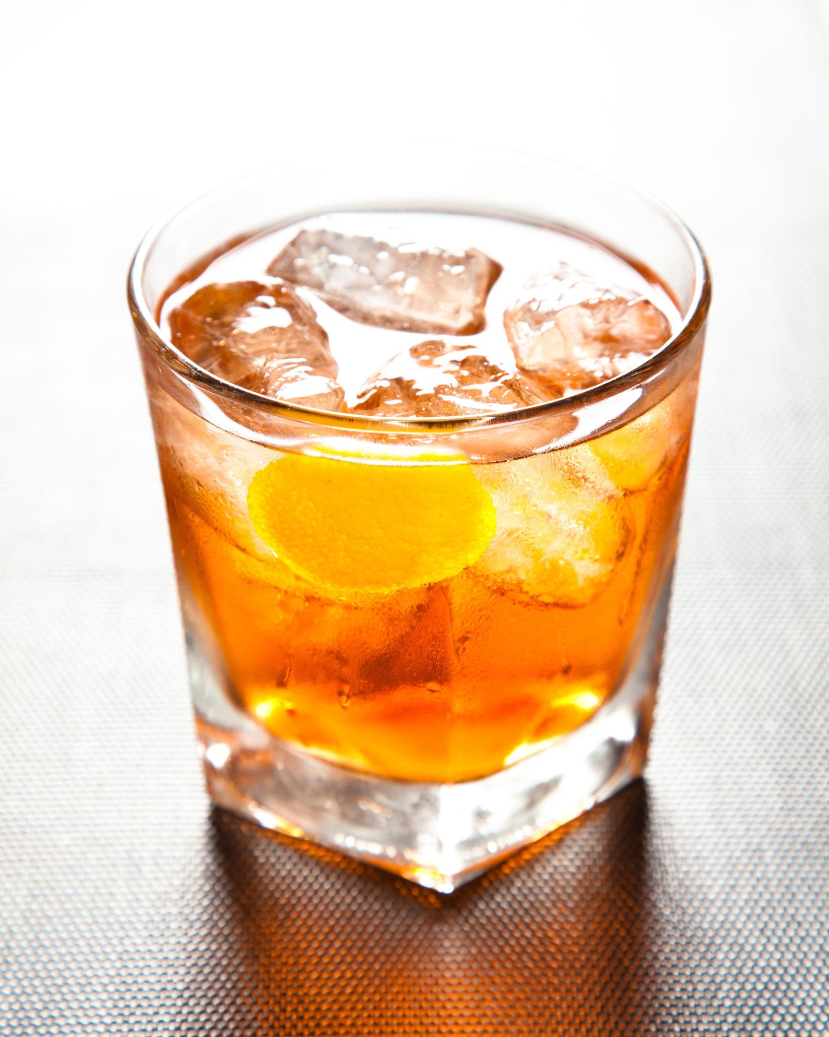 Negroni Charentais cocktail au Pineau des Charentes