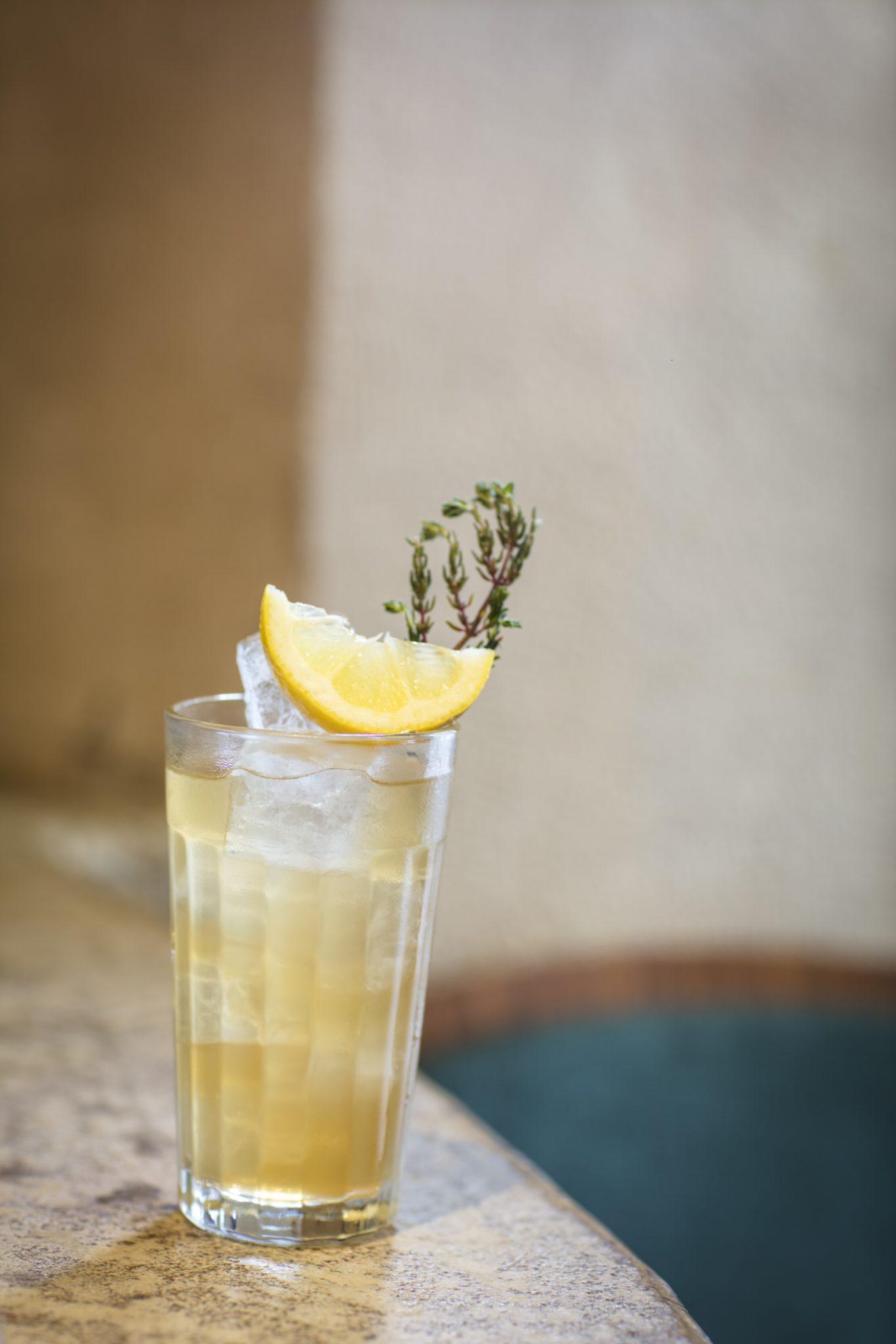Lady Bee cocktail au Pineau des Charentes