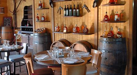 Restaurant La Courtine à Cognac - 3