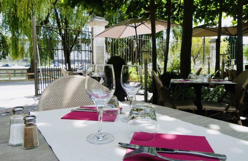 Restaurant L'Atelier des Quais à Cognac - 2