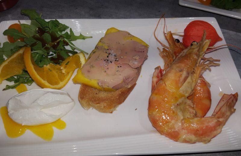 Restaurant Le Mas Charentais à Saint-Simeux - 2