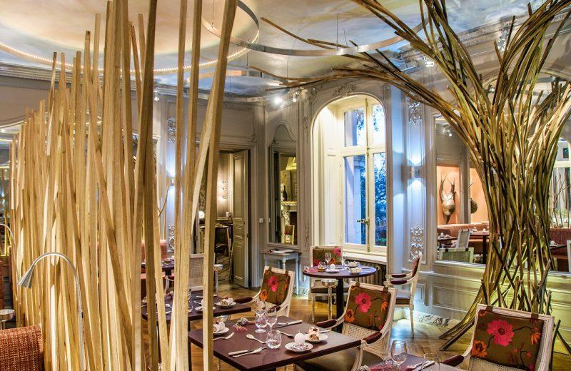 Restaurant L'Yeuse à Châteaubernard - 0
