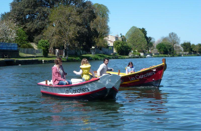 Les canotiers à Port-d'Envaux - 3