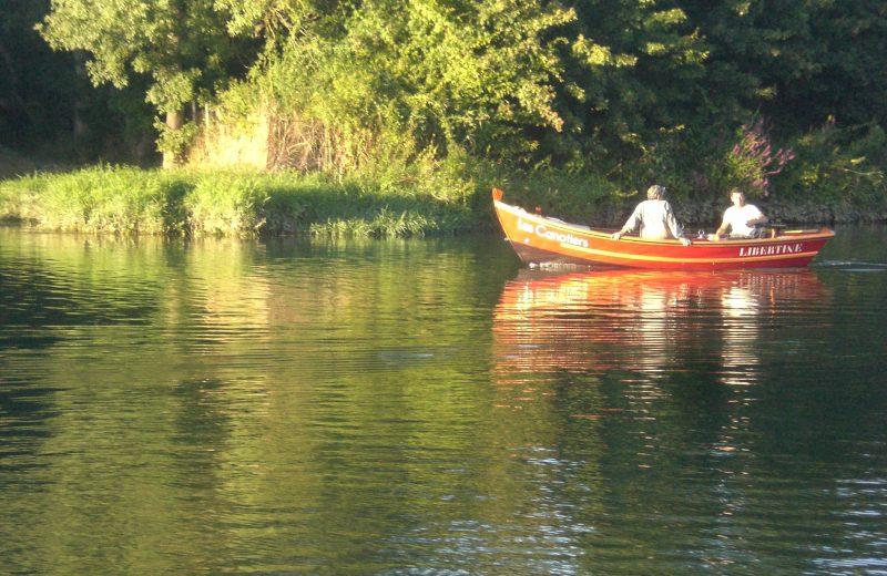 Les canotiers à Port-d'Envaux - 4