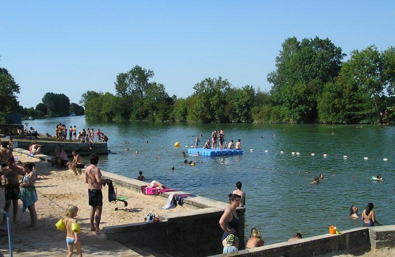 Les canotiers à Port-d'Envaux - 7