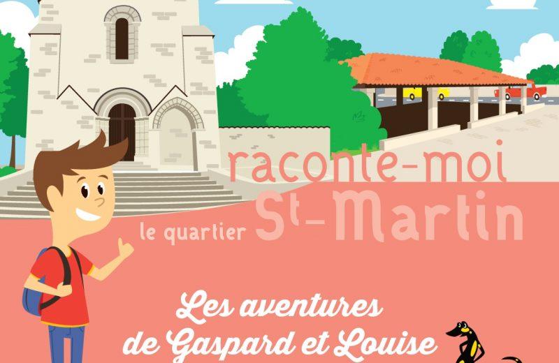 Les aventures de Gaspard et Louise à Cognac - 3