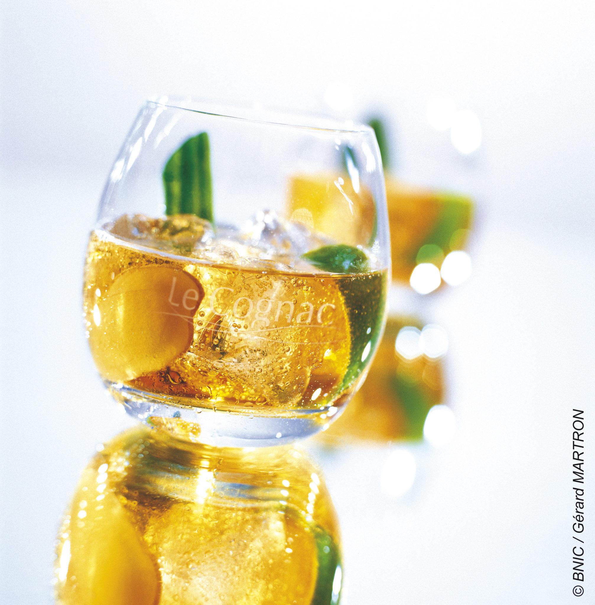 Cognac Summit cocktail signature Cognac