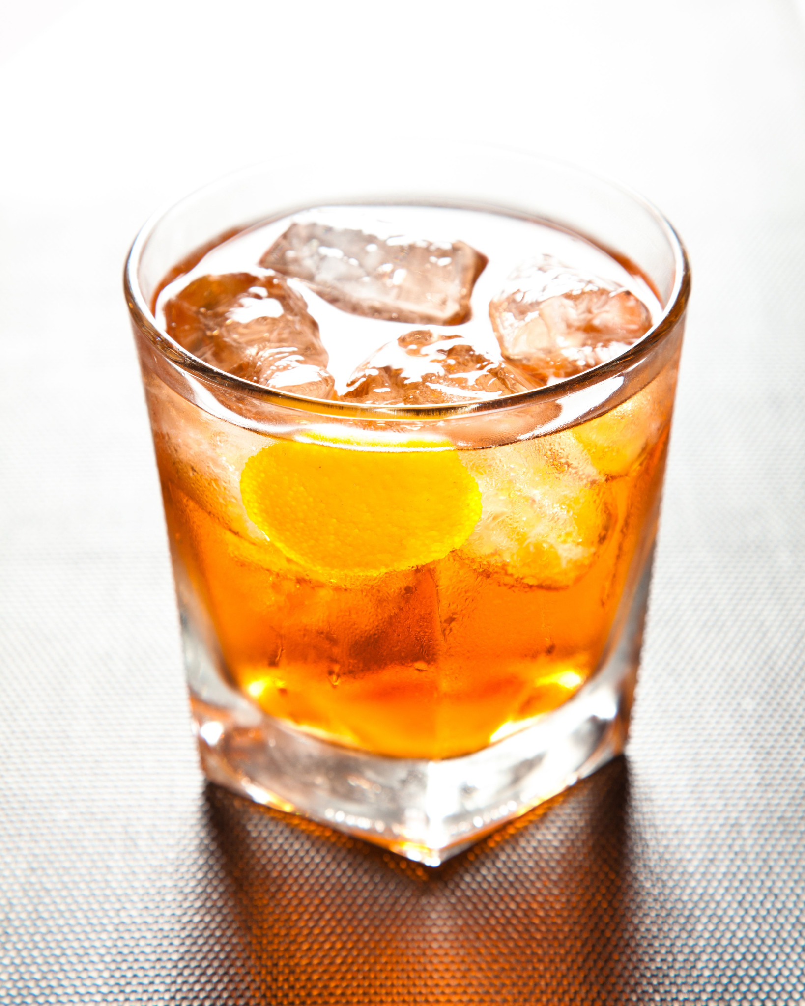 Negroni Charentais cocktail au Pineau des Charentes