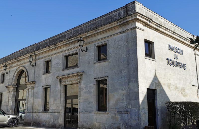 Office de Tourisme Cognac à Cognac - 1