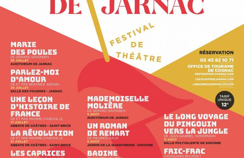 Festival – Les Trois Coups de Jarnac à Jarnac - 0