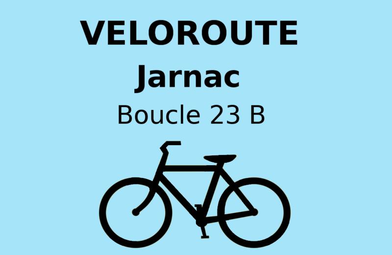 JARNAC : LOCAL ITINERARY 23 B à JARNAC - 0