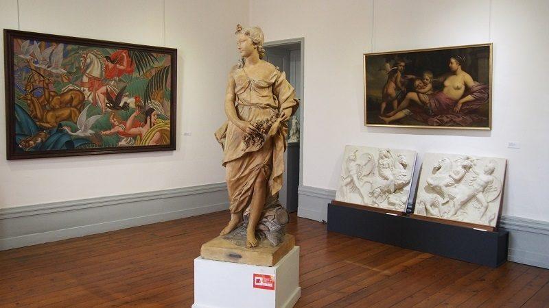 MUSÉE D'ART ET D'HISTOIRE à COGNAC - 2