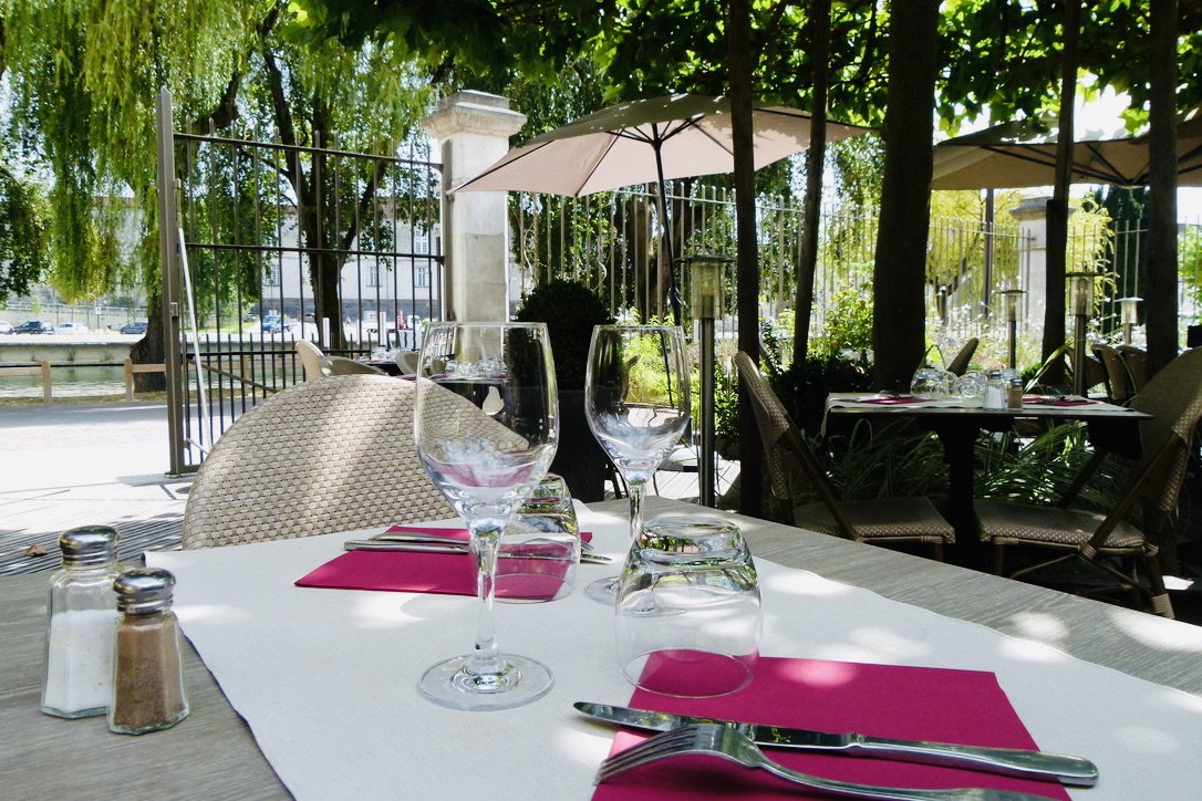 Restaurant L Atelier Des Quais A Cognac Destination Cognac