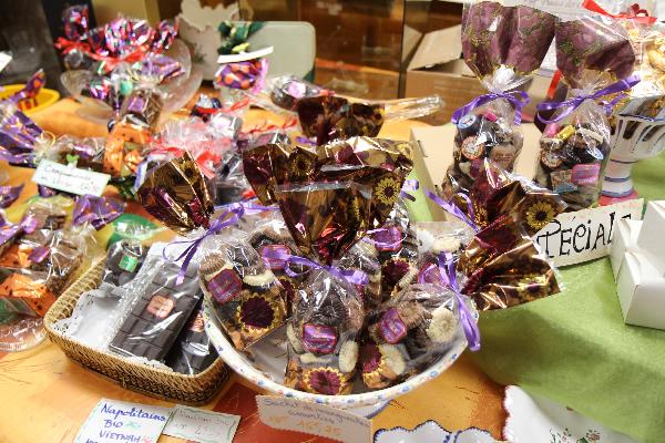 LETUFFE CHOCOLATE FACTORY à TROIS PALIS - 0