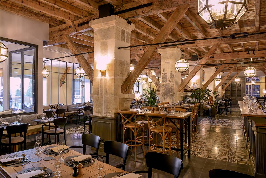 Hotel Chais Monnet Restaurant