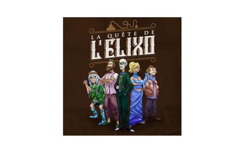 GEOCACHING : LA QUETE DE L'ELIXO à COGNAC - 0