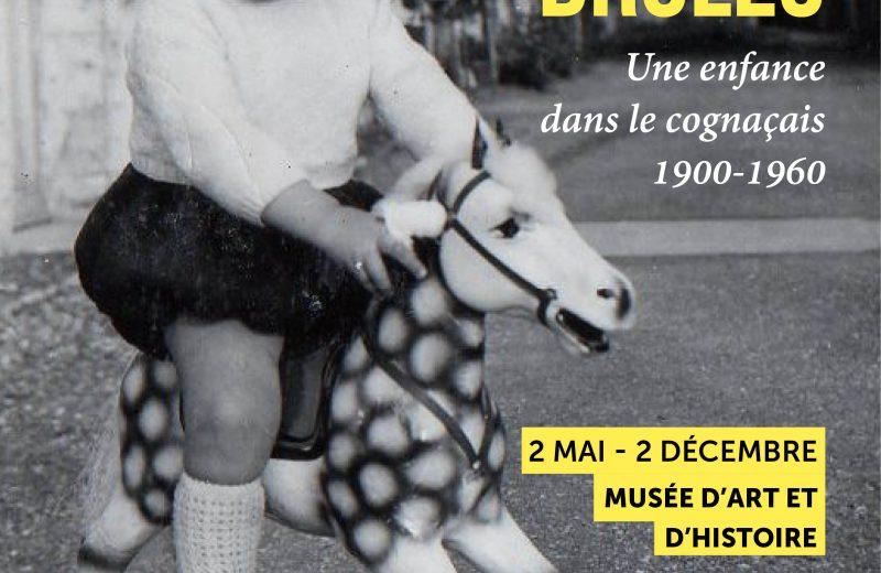 EXHIBITION CHILDHOOD IN COGNAC 1900-1960 à COGNAC - 0