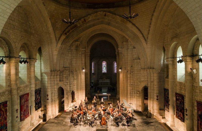 Abbaye aux Dames, la Cité musicale à Saintes - 15