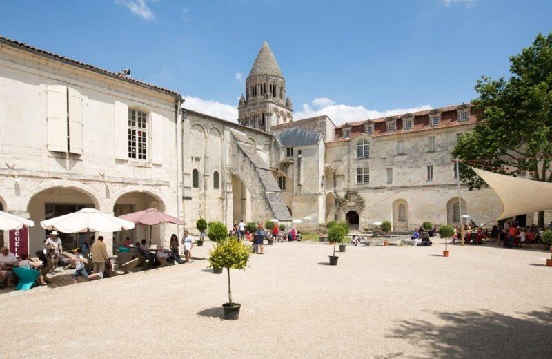 Abbaye aux Dames, la Cité musicale à Saintes - 3