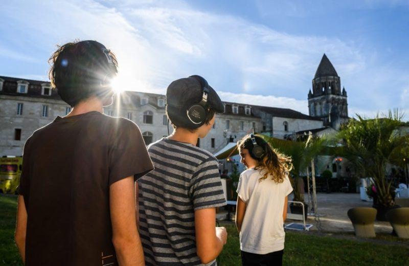 Abbaye aux Dames, la Cité musicale à Saintes - 5