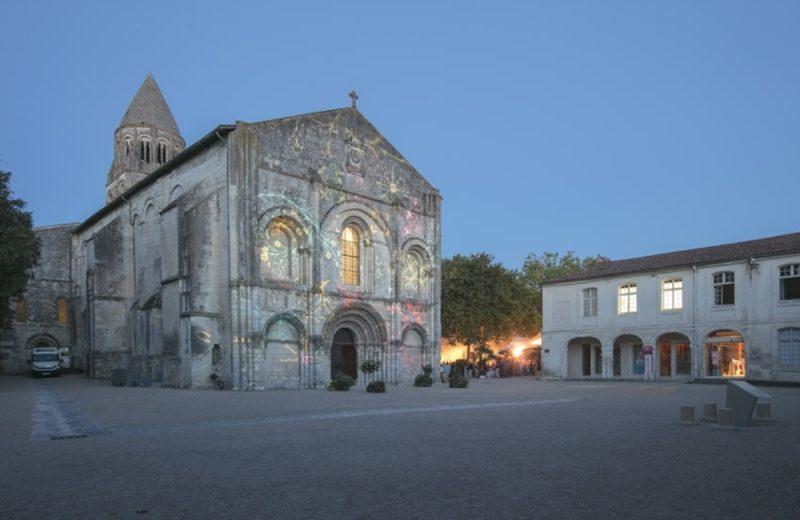Abbaye aux Dames, la Cité musicale à Saintes - 14