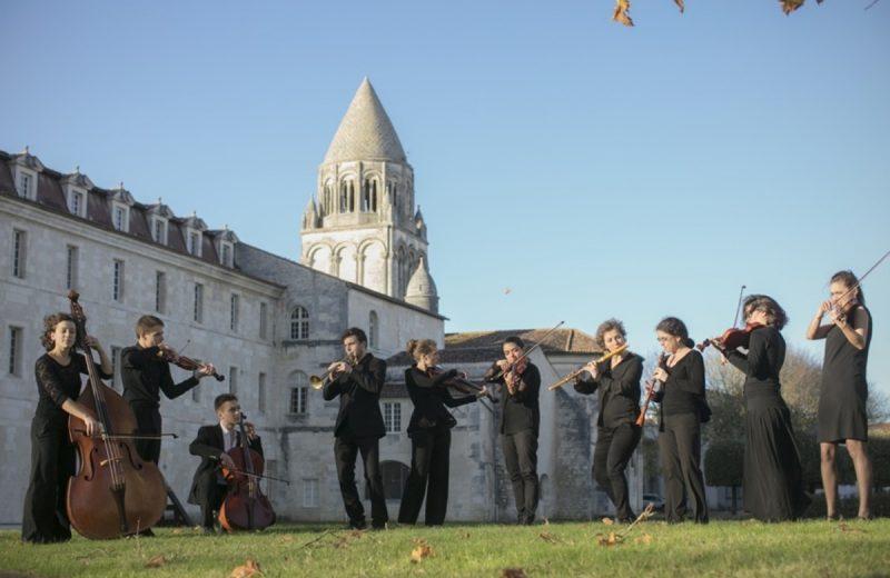 Abbaye aux Dames, la Cité musicale à Saintes - 16