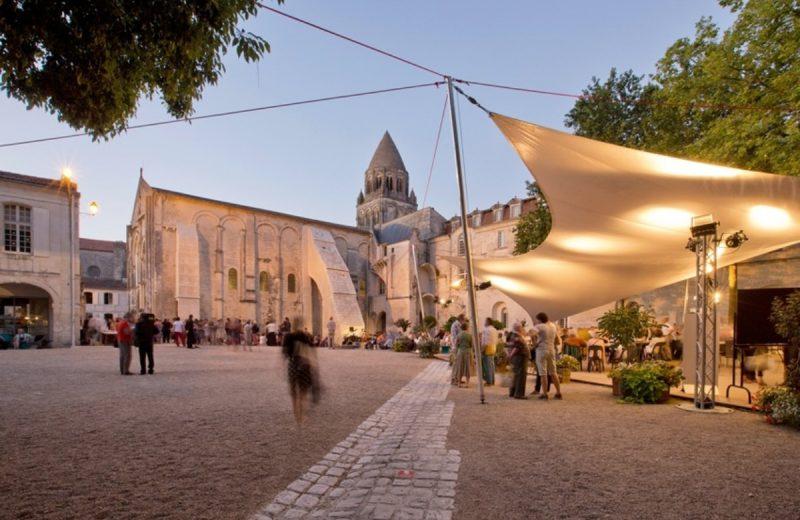 Abbaye aux Dames, la Cité musicale à Saintes - 17