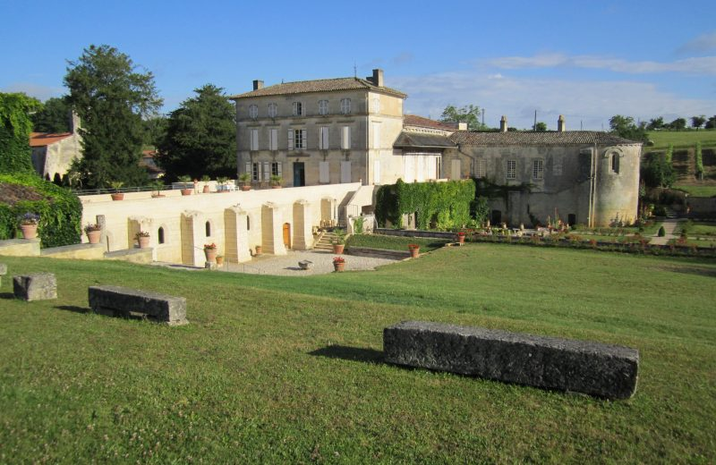 Abbaye de Fontdouce à Saint-Bris-des-Bois - 1