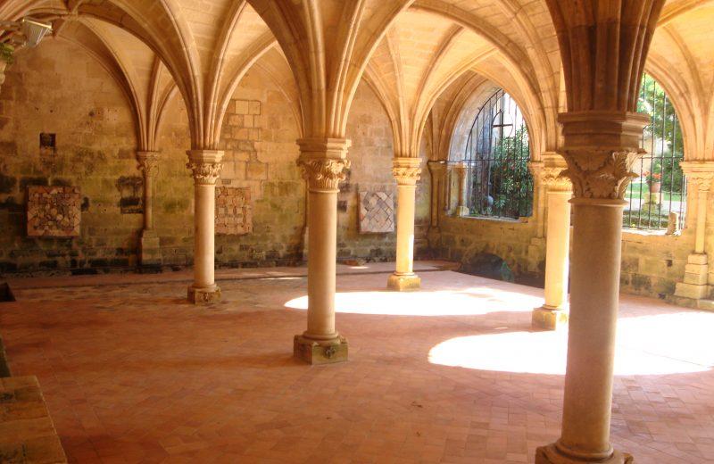 Abbaye de Fontdouce à Saint-Bris-des-Bois - 3