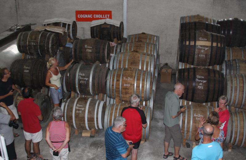 Cognac Chollet à Boutiers-Saint-Trojan - 4