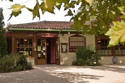 Restaurant La Courtine à Cognac - 0