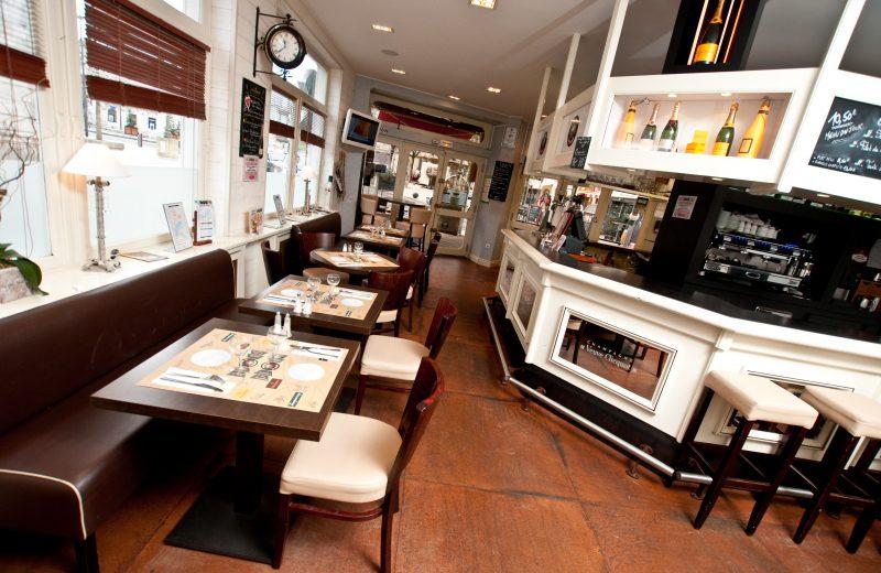 Restaurant Le Globe à Cognac - 0