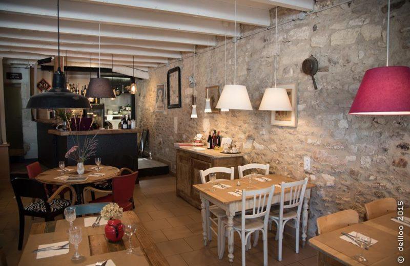 Restaurant L'Arty Show à Cognac - 2