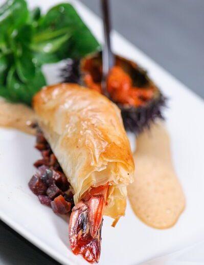 Restaurant L'Yeuse à Châteaubernard - 1