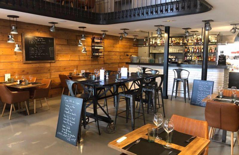 Restaurant Comptoir 17 à Cognac - 0