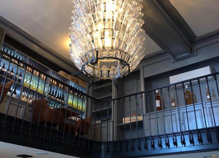 Restaurant Comptoir 17 à Cognac - 1