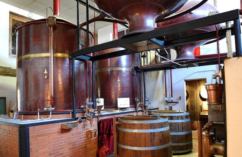 L'Ecomusée du Cognac à Migron - 3
