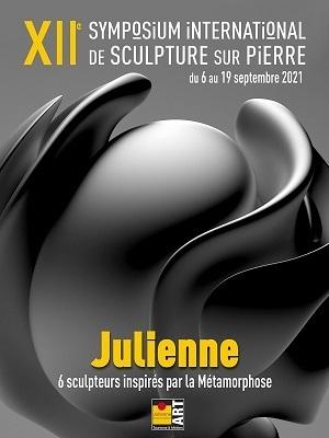 Symposium International de sculpture sur pierre à Julienne - 0
