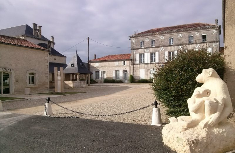 Symposium International de sculpture sur pierre à Julienne - 4