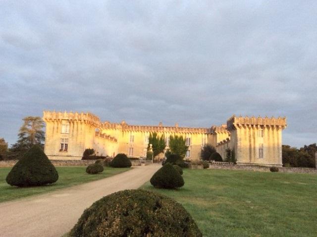 Château Chesnel à Cherves-Richemont - 0