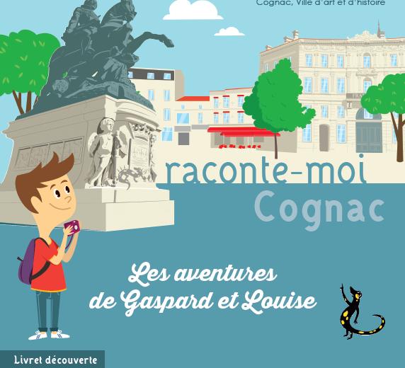 Les aventures de Gaspard et Louise à Cognac - 0