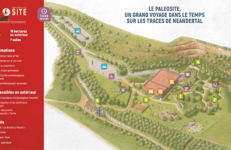 Paléosite à Saint-Césaire - 1