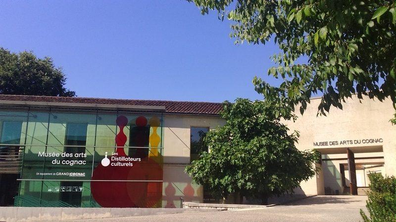 Musée des Arts du Cognac à Cognac - 0