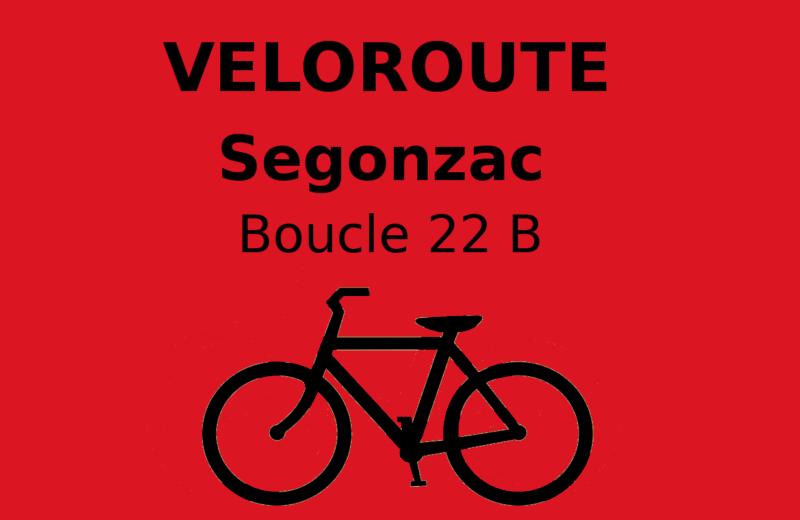 Segonzac : Local itinerary 22 B à Segonzac - 0