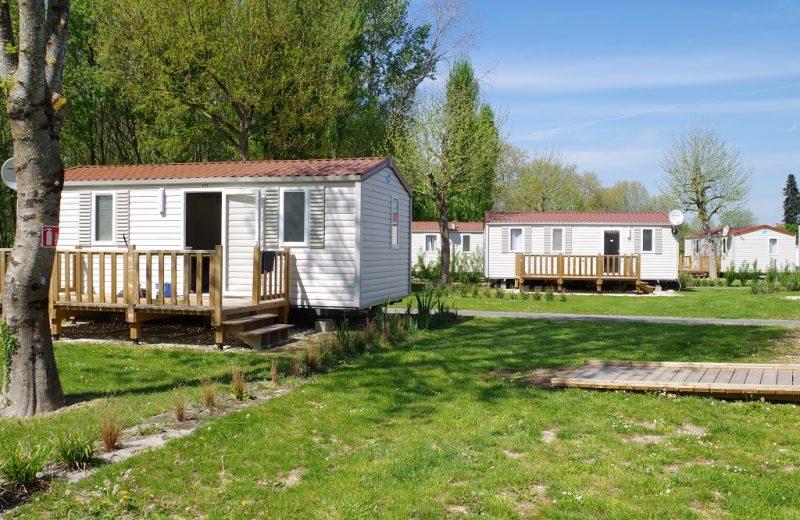 Camping L'Île Madame à Mainxe-Gondeville - 1