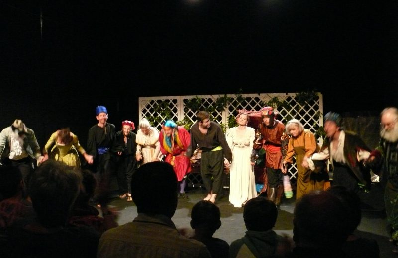 Stage de création théâtrale à Moulidars - 0