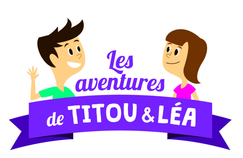 GEOCACHING : THE ADVENTURES OF TITOU ET LEA – THE MIDDLE AGES à JARNAC - 1