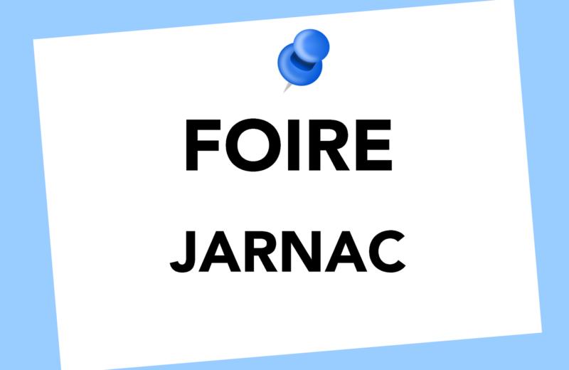 JARNAC MONTHLY FAIR à JARNAC - 0