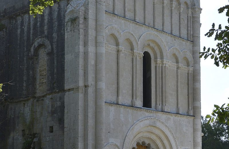 GUIDED TOUR OF ABBAYE DE CHATRES à ST BRICE - 0