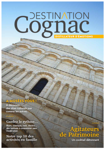 Brochure Patrimoine Destination Cognac Distillateur d'émotions 2018